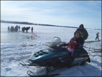 Glen Harbour Winter Fun
